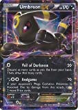 Pokemon - Umbreon-EX (55/124) - XY Fates Collide - Holo