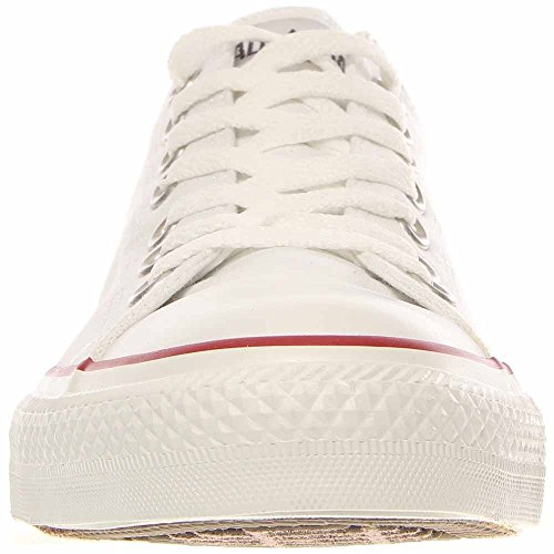 Converse Basket Ox 43 All Star Blanc r7qwrT