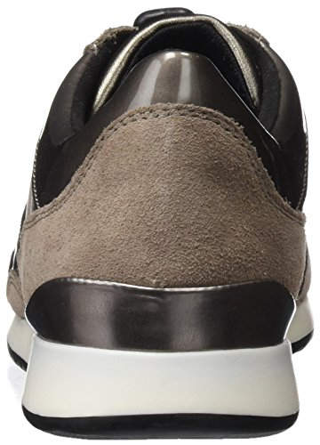 Deynna Marron Basses Femme E Geox Taupe Sneakers D SRgy5ffqP