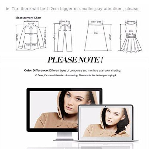 Transer ® Robe Femme, Ete Femme 2016 Sans Manches Bandage Bodycon Dress Party Robe De Cocktail SoiréE Ficeler Mini-Robe Blanc(S-XL)