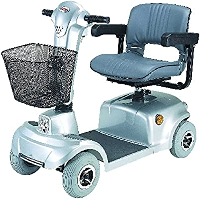 Amazon.com: CTM – hs-360 – Mid-range Viaje Scooter – 4-Wheel ...