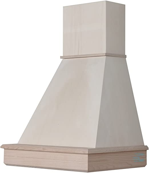 Campana Cocina Rústica madera Mod.Stock 60 de pared de Barnizar: Amazon.es: Hogar