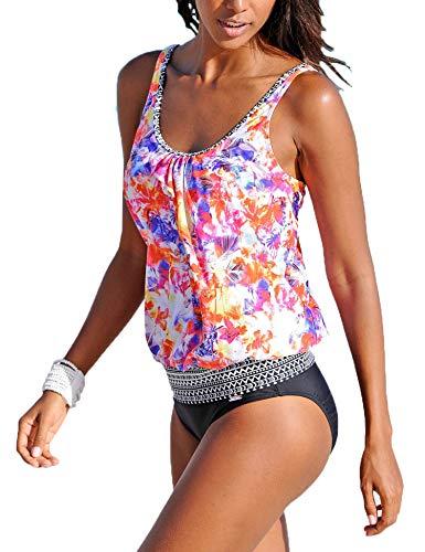 Swimwear Sexy Swimsuit Women Plus Size Tankini Sets Swim Vintage Beach Wear Bathing Suits Female Bandage Monokini Swim Suit