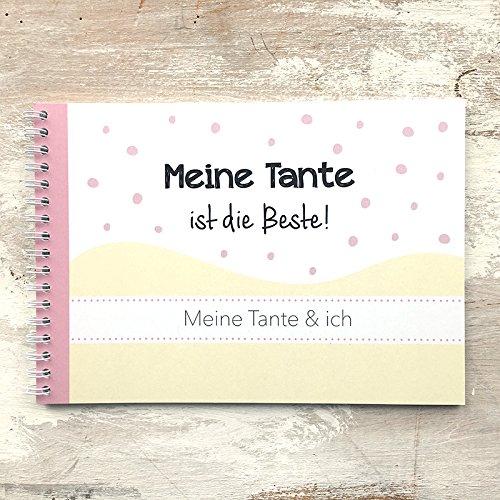 mintkind Erinnerungsbuch Meine Tante und Ich