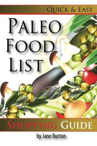 Paleo Food List Supermarket Vegetables