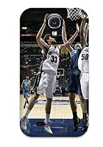 Anti-scratch And Shatterproof Memphis Grizzlies Nba Basketball (4) Phone Case For Iphone 6 Plus 5.5 inch Cover / High Quality Tpu Case