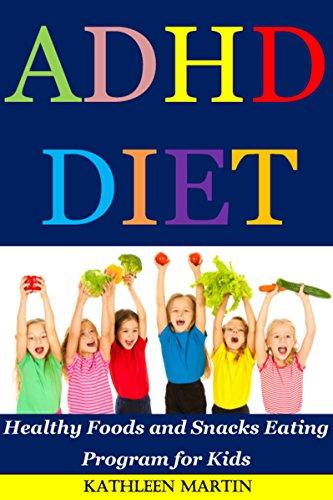 ADHD Diet Healthy Snacks Program ebook product image