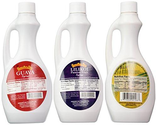 Hawaiian Sun Premium Syrup Assortment 15.75-ounce (Pack of 3) by Hawaiian Sun (Image #4)