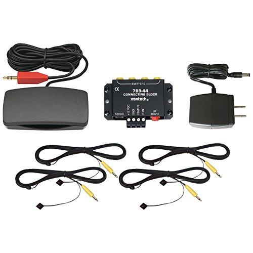 XANTECH HL85BK Hidden Link CFL/LCD Shelf-Top Receiver Kit electronic consumer