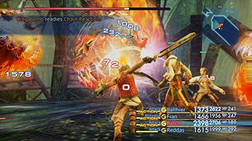 Final Fantasy XII The Zodiac Age - Nintendo Switch 3