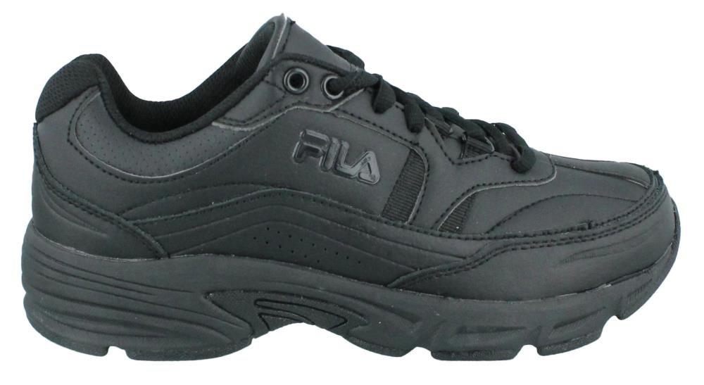 Fila Men's Memory Workshift-M, Black, 7 M US