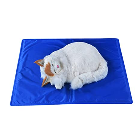 Amazon Com Ueetek Foldable Summer Pet Cooling Mat