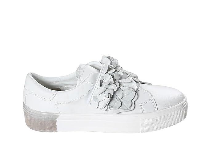 DEI COLLI Scarpe Sneaker Donna Sound 110 00015 Bianco Primavera Estate  2018  Amazon.it  Abbigliamento 1657b58ef98