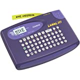 4-Digit LCD Display Label Printer Electronics & computer accessories