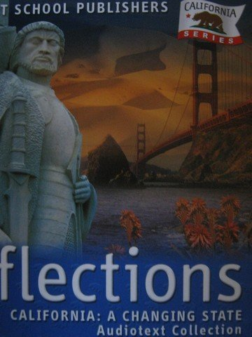 Harcourt School Publishers Reflections California: Audiotext Coll Gr4 Reflections 07