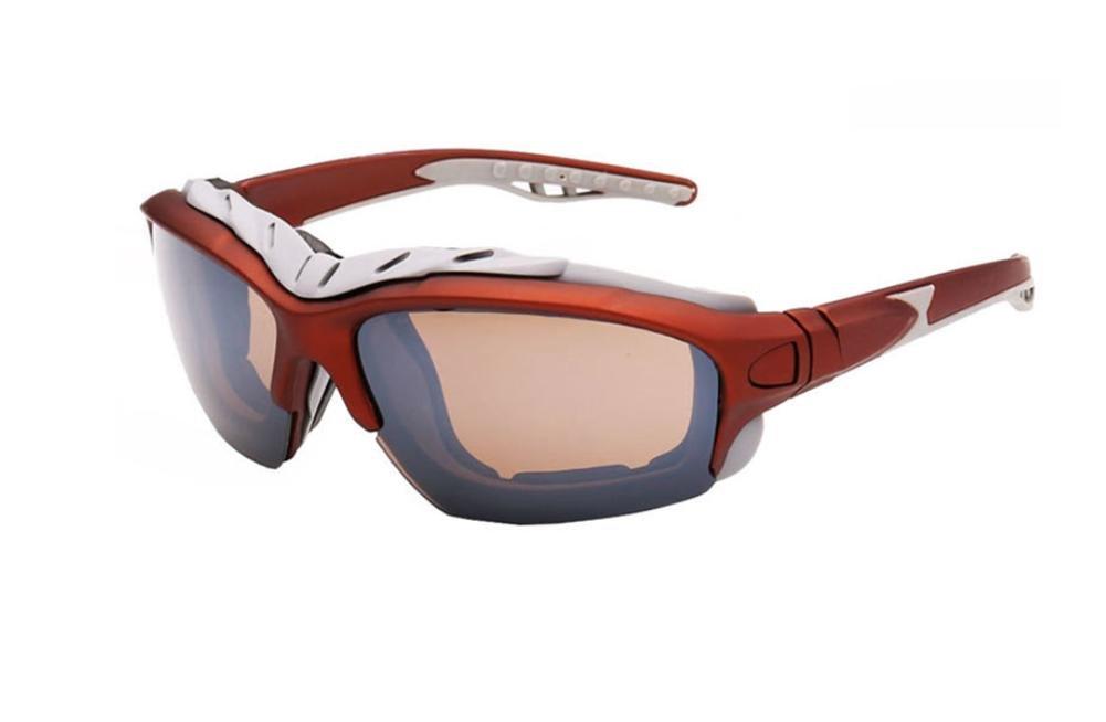pengweiSport all'aria aperta a cavallo occhiali da sole della bicicletta si snodano e occhiali da sole di pesca polveri , 3