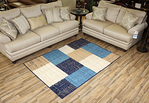 Amazoncom Modela Collection Geometric Abstract Area Rugs New
