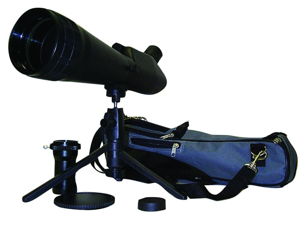 Walter SP50800 High-Powered Zoom Spotting Scope, 20X – 60X Magnification