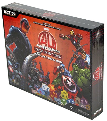 Marvel Dice Masters: Avengers Age of Ultron Collector - Dice Masters Case