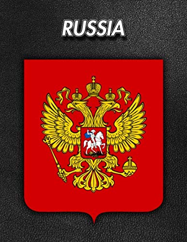 - Russia: Coat of Arms | 2020 Weekly Calendar | 12 Months | 107 pages 8.5 x 11 in. | Planner | Diary | Organizer | Agenda | Appointment | Half Spread Blank Pages