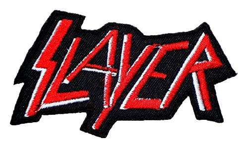 SLAYER Songs Band Logo t Shirts MS29 Embroidery iron on Patches