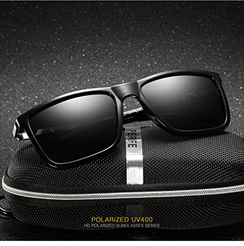 para Mujer Protección Sol UV Gafas C1 400 Polarizadas para Hombre Aviator De C1 WwpWqHnxCB