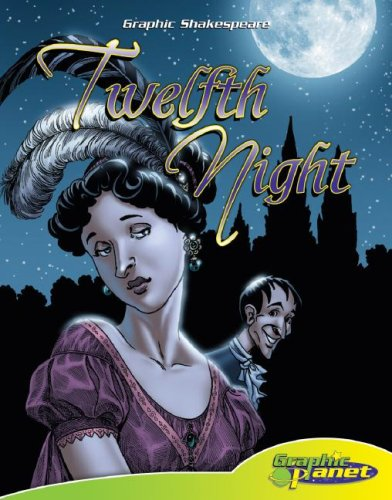 Twelfth Night (Graphic Shakespeare) pdf