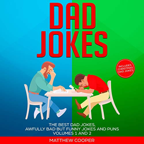Pdf Humor Dad Jokes: The Best Dad Jokes, Awfully Bad but Funny Jokes and Puns, Volumes 1 and 2: Dad Jokes, Book 3