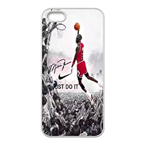 COOL Creative Desktop NIKE CASE For iPhone 5, 5S Send tempered glass screen protector Q68D803190