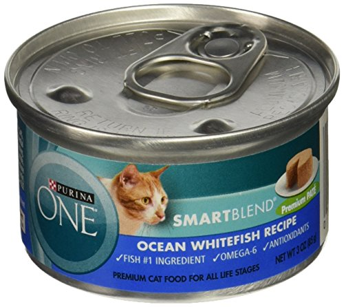 Purina One Grain Free Ocean Whitefish Recipe Moisture Rich,H
