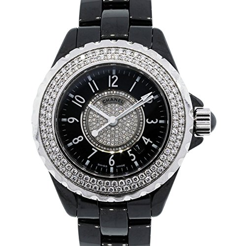 Chanel J12 analog-quartz womens Watch H1708 (Certified Pre-owned)