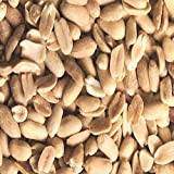 unsalted roasted shelled peanuts - Peanuts - Bulk Roasted and Unsalted Peanuts 25 Pound Value Box - Freshest And Highest Quality Nuts From US Based Farmer Market - Quality nuts for homes, restaurants, and bakeries. (25 LBS)