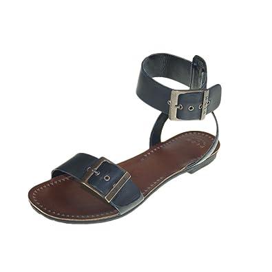 6c5ac8c1278 PLDM by Palladium Women s Palmeiri Sandals Leather Formal Black Size ...