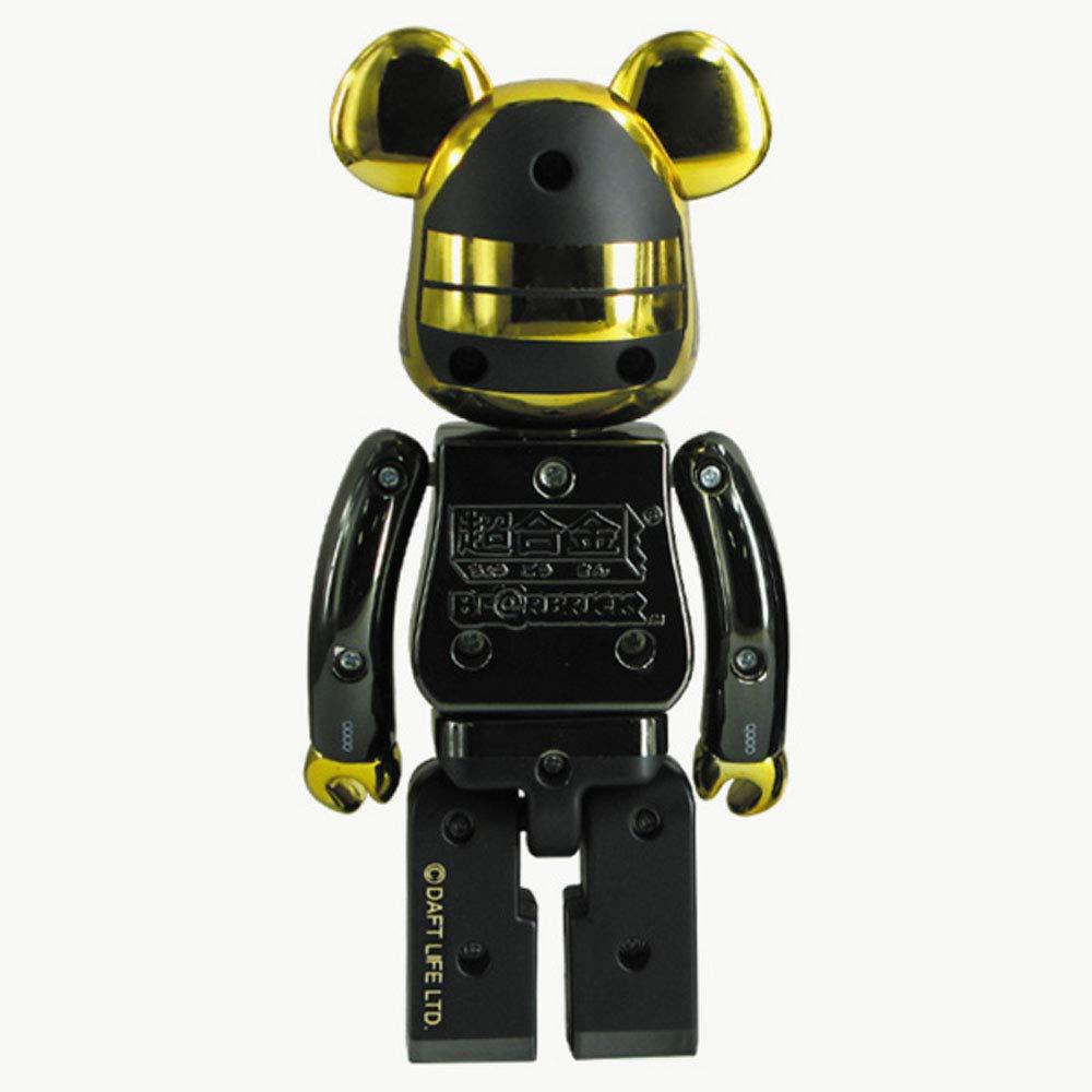 e9588162 Amazon.com: KINKIROBOT 200% BEARBRICK DAFT PUNK SET (RAM VER): Toys & Games