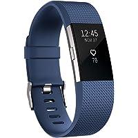 Fitbit Charge 2 Braccialetto Monitoraggio Battito Cardiaco e attività Fisica