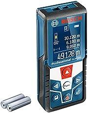Trena Laser Bosch GLM 50.0 distâncias de 50m com bolsa de proteção