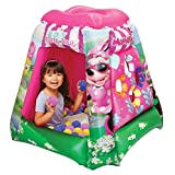 """Minnie Mouse Happy Helpers On Call Ball Pit, 1 Inflatable & 20 Sof-Flex Balls, Pink, 37"""" W x 37"""" D x 34"""" H"""