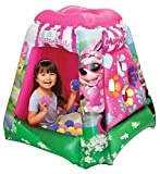 Minnie Mouse Happy Helpers On Call Ball Pit, 1 Inflatable & 20 Sof-Flex Balls, Pink, 37
