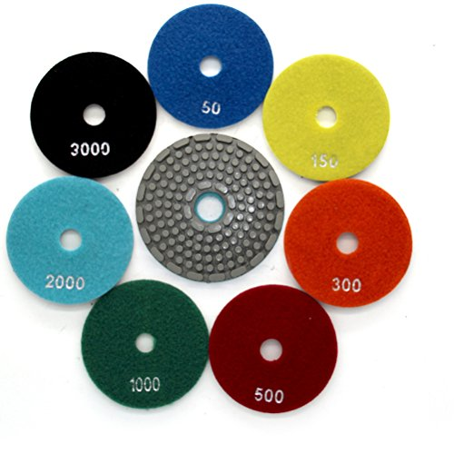 easy-light-4-inch-grit-50-3000-diamond-dry-polishing-pads-resin-bond-for-polish-concrete-floor-stone
