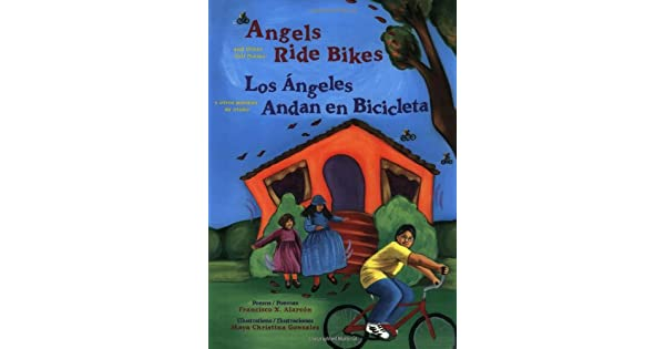 Amazon.com: Angels Ride Bikes: And Other Fall Poems / Los ...