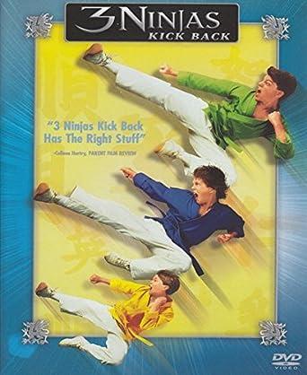 3 Ninjas Kick Back [Reino Unido] [DVD]: Amazon.es: Cine y ...