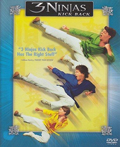 Amazon.com: 3 Ninjas Kick Back: Victor Wong, Max Elliott ...