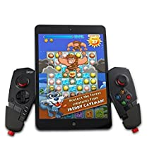 YTTL® PG-9055 Adjustable Gamepad Controller Bluetooth 3.0 Joystick for iOS, Android, Windows, iPhone 6 6S iPad Air iPad Mini Galaxy Tab S6 Edge Sony Xperia HTC One Other Smartphones and Tablet Pc