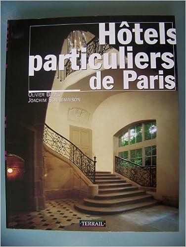 Hôtels particuliers Paris