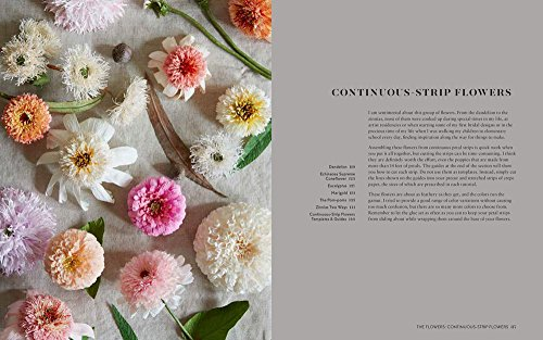 The Fine Art of Paper Flowers: A Guide to Making Beautiful and Lifelike Botanicals by Watson-Guptill (Image #7)