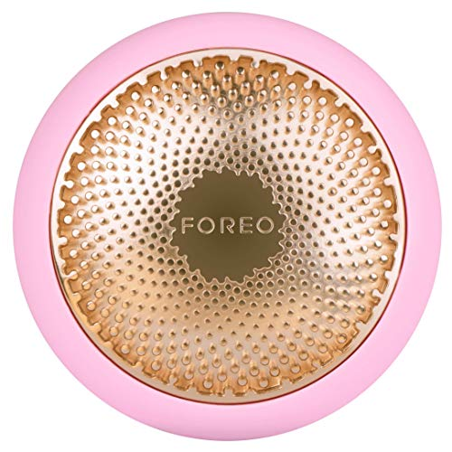 FOREO UFO Smart Mask Treatment Device Face Mask in Just 90 Seconds Facial Mask Treatment with Thermo Cryo LED Light Therapy and Sonic Pulsation, Dedicated Smartphone App