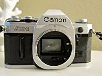 Canon AE-1 Program 35mm Film Camera - Body only