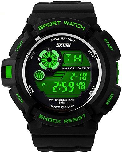 Wearable4U S Shock Multifunction Digital Resistant