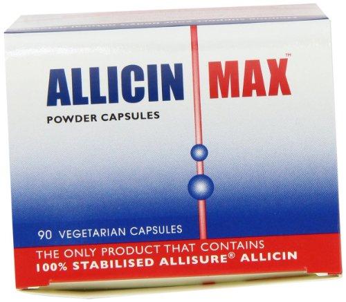 ALLICINMAX Allicin Max 100% Pure Allicin 90vcaps (2 Pack) by Allicin (Image #4)