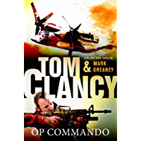 Op commando (Jack Ryan Book 16)